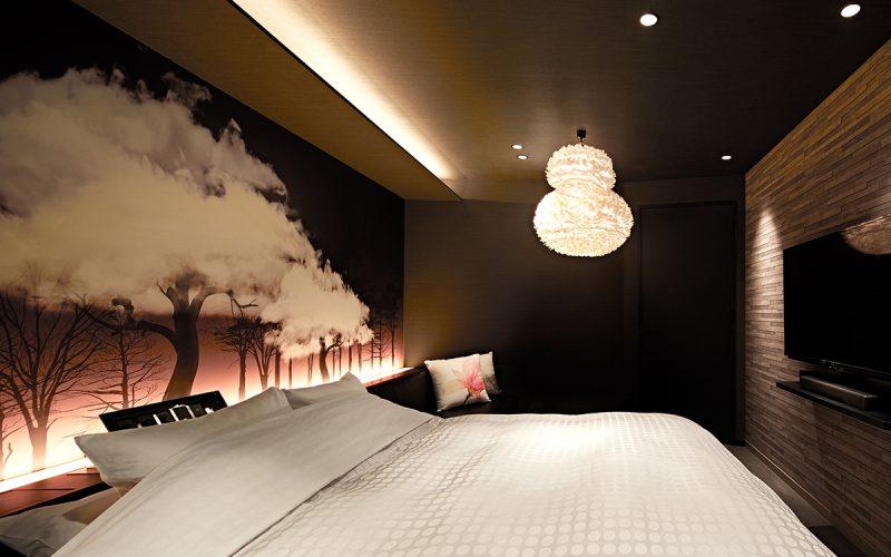 HOTEL LOVE ONE  設計/デザイン:株式会社 oriharamiki design office(敬称略)
