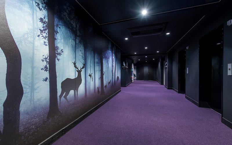HOTEL O・M・Y  設計/デザイン:株式会社 oriharamiki design office(敬称略)